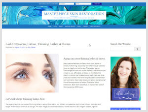 Nazarian Plastic Surgery - Masterpiece Skin Restoration Latisse Article