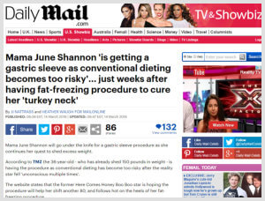 Sheila Nazarian, MD MMM- Beverly Hills Plastic Surgeon- Daily Mail Article