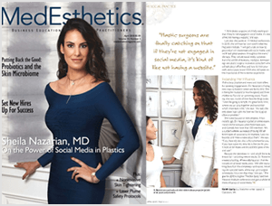 Nazarian Plastic Surgery - Getting under the surface with Dr. Sheila Nazarian