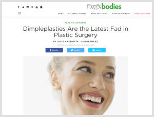 Nazarian Plastic Surgery - People Article