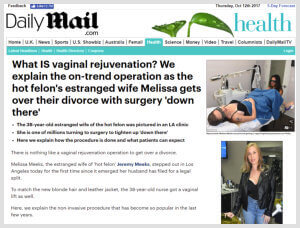 Nazarian Plastic Surgery - Revenge Body Vaginal Tightening Article
