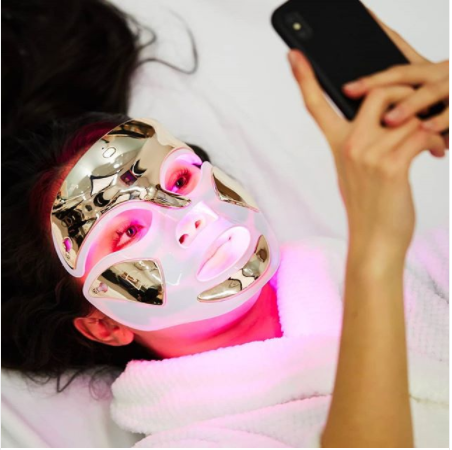 This Is How LED Therapy Changes Your Skin