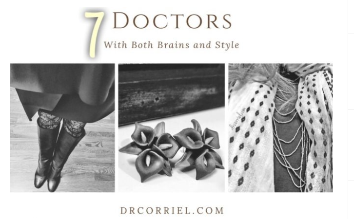 Doctors Defying Stereotypes: 7 Doctors with Brains and Style