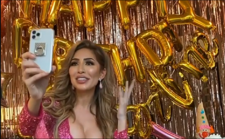 Farrah Abraham Mommy-Shamed For Allowing Sophia To Have 'Long Nails'