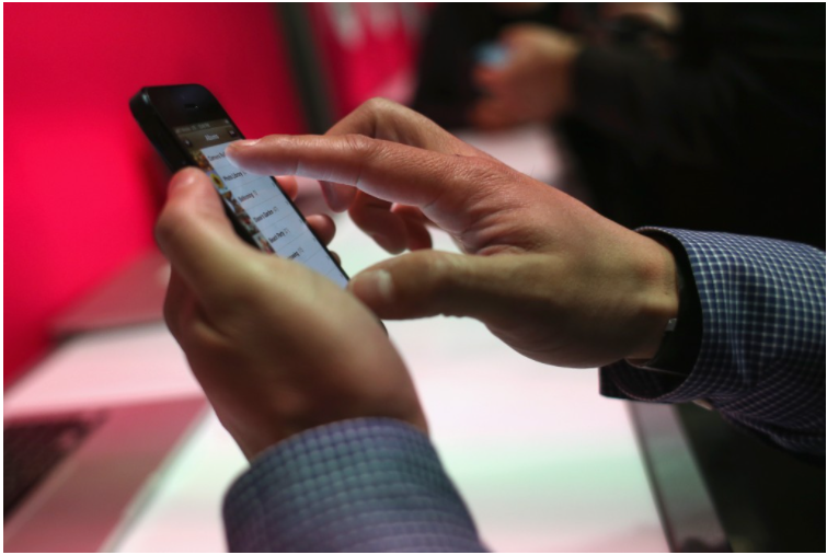 Bacteria on Your Phone: A Danger to Your Health?