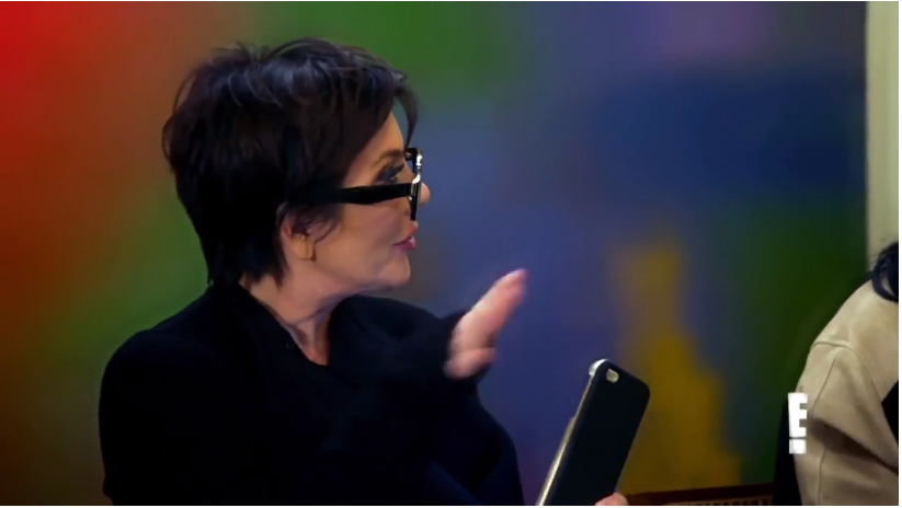 Kris Jenner Reflects on Her Spit From Robert Kardashian: 'It Was My Turn to Really Grow Up'